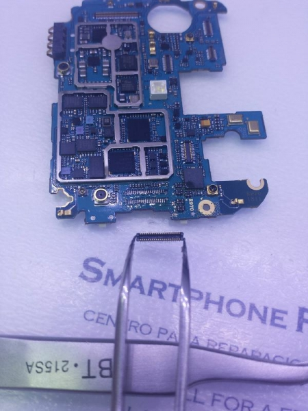 S4 LCD connection repair