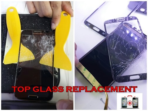 TOP GLASS REPLACEMENT