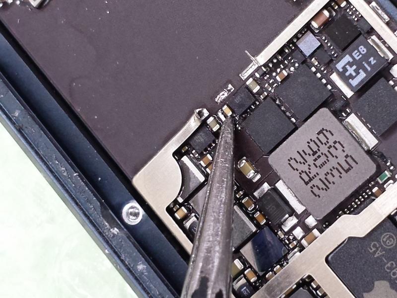 ipad mini back light ic chip