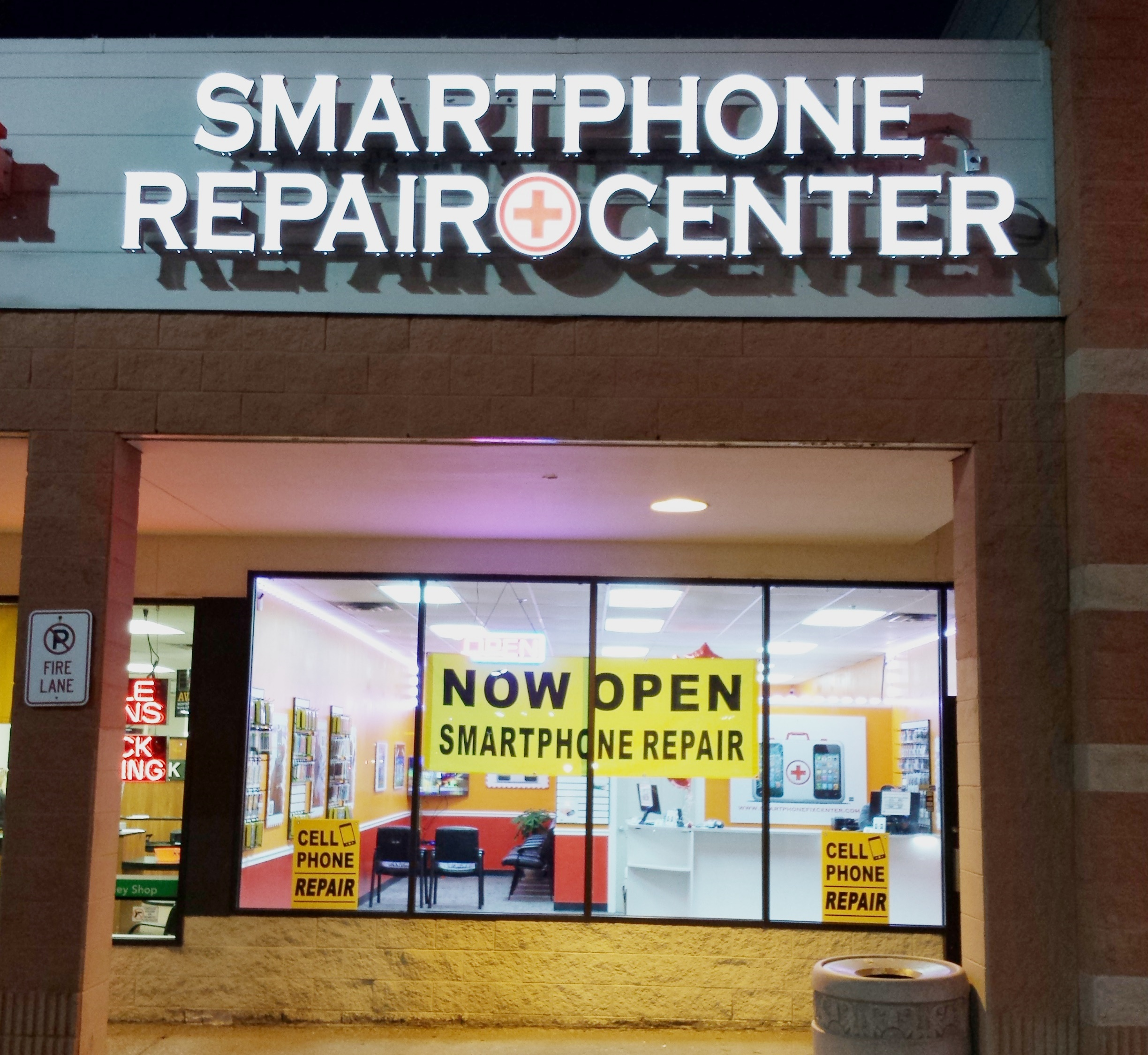 Smartphone Outlet smartphone repair center