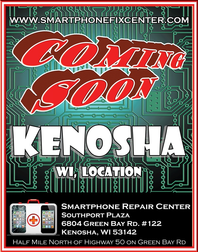 coming soon to Kenosha, WI location