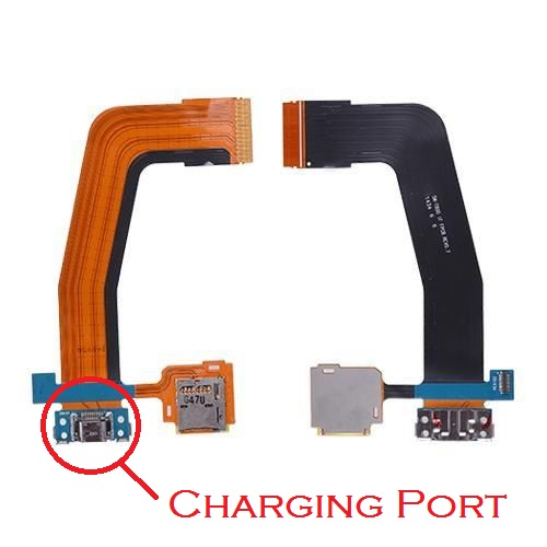how to fix charging port on blu phone